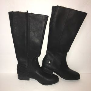 Life stride wide calf boots size 8/8.5